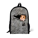 TTmom Zaini/Zaino Casual,Borse a Zainetto, Cute Children School Bag Student Cute...