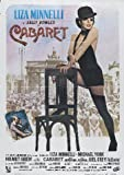 CLASSIC POSTERS Cabaret Foto-Nachdruck eines Filmposters