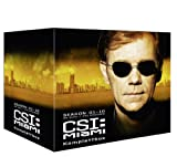 CSI: Miami - Komplettbox (exklusiv bei Amazon.de) [60 DVDs] - David Caruso