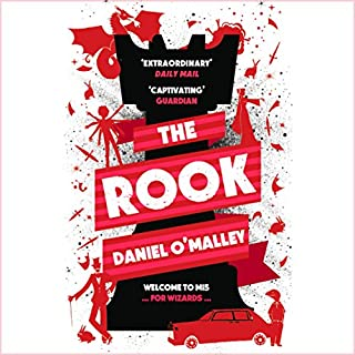 The Rook cover art