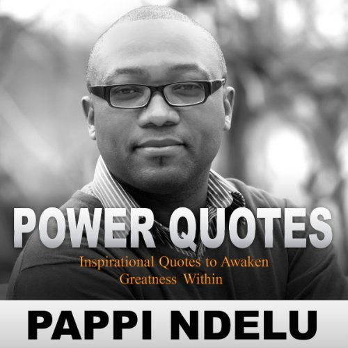 Power Quotes audiobook cover art