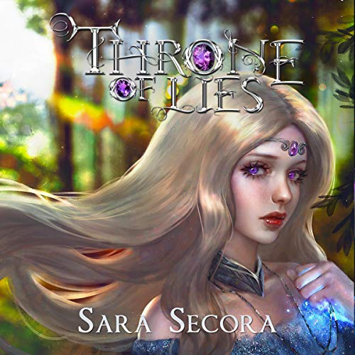 Throne of Lies  By  cover art