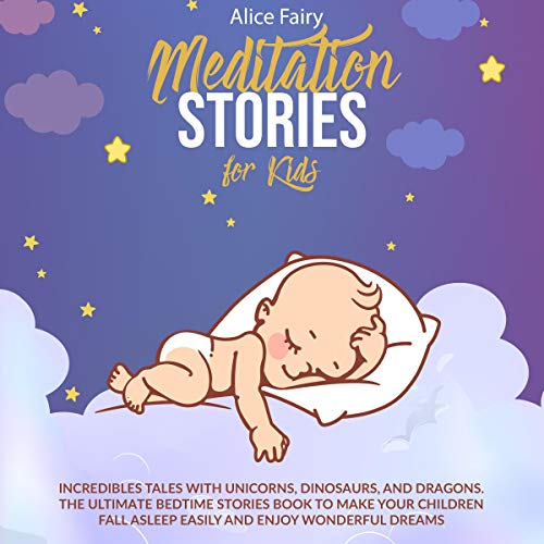 Meditation Stories for Kids cover art