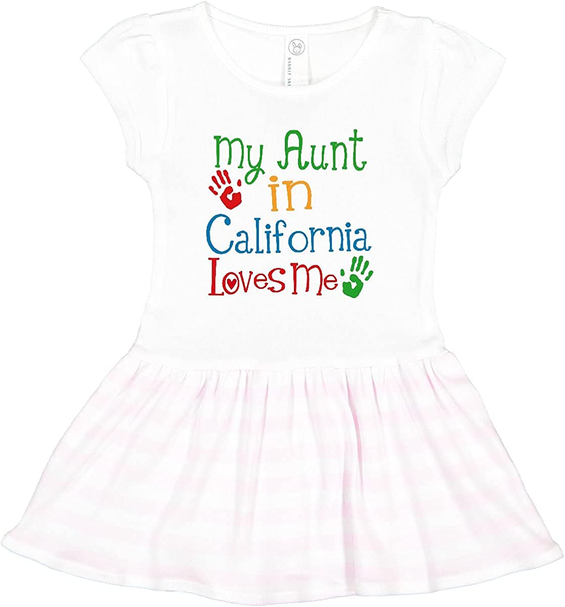 Seasonal Wrap Introduction inktastic My Aunt in California Rapid rise Loves Dress Me Toddler