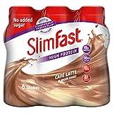 Slim-Fast Frullati Sapore Caffè Latte (6X325ml)
