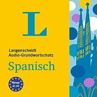 Langenscheidt Audio-Grundwortschatz Spanisch Titelbild