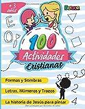 100 ACTIVIDADES CRISTIANAS : Formas y Sombras, Letras,...