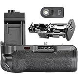 Neewer Empuñadura con Monitor LCD y Control Remoto IR para Canon 500D 450D 1000D XS T1i