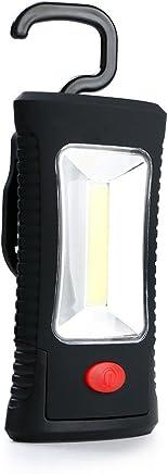 LED-Taschenlampe Arbeiten Notfall Leuchte Leuchte Leuchte Lampe Taschenlampe Magnetisch faltbar Camping Licht mit Magnet Camping zum Aufhängen Haken B07DWTRNM2     | Economy  4829f6