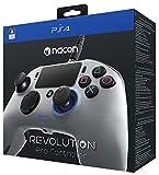 Nacon Revolution Pro Manette de Jeu Playstation 4 Argent - Accessoires de Jeux vidéo...