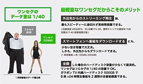 『ガラポンTV伍号機HDD内蔵モデル【再生品】』の6枚目の画像