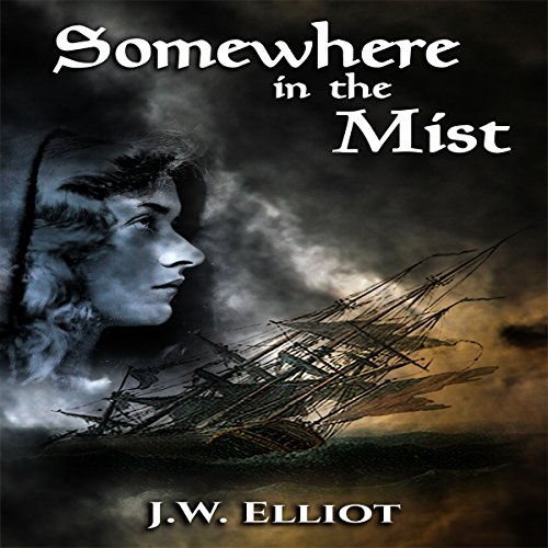 Somewhere in the Mist audiobook cover art