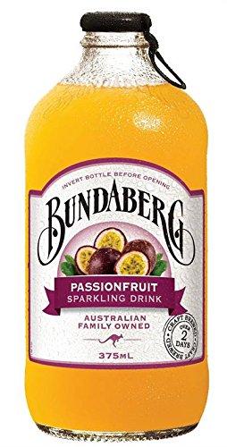 12 x Bundaberg Passionfruit (12 x 375 ml) Australian Import