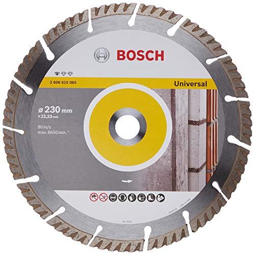 Bosch Pro 2608602195 - Universal Standard Diamanttrennscheibe, Ø 230