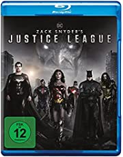 Zack Snyder's Justice League [Blu-ray]