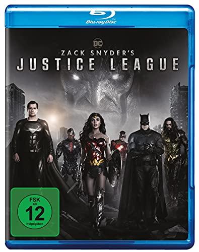 Produktbild von Zack Snyder's Justice League [Blu-ray]