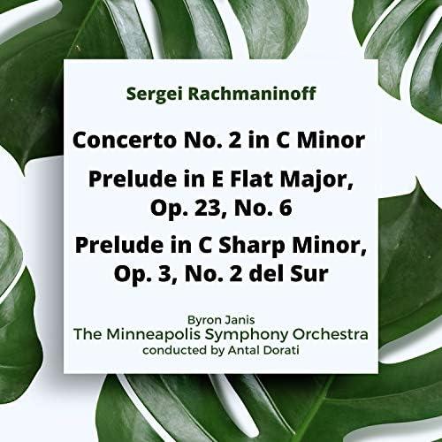Antal Dorati, The Minneapolis Symphony Orchestra & Byron Janis