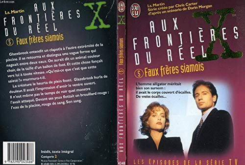 The X Files, Tome 5 : Faux frères siamois