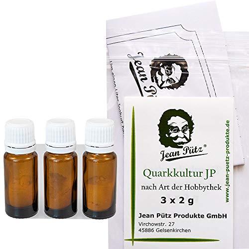 Quarkkultur 3 x 2 g, Starterkultur für die Quarkherstellung