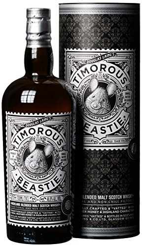 Timorous Beastie Douglas Laing Small Batch Release mit Geschenkverpackung Whisky (1 x 0.7 l)