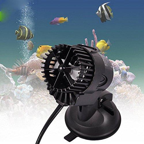 Bazaar Aquarium 360 ° regelbare golfschep 1000l/h 3000l/h voor het aquarium