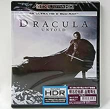 Dracula Untold (4K UHD + Blu-Ray) (Hong Kong Version / Chinese subtitled) 德古拉伯爵: 血魔降生