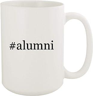 #alumni - 15oz Hashtag White Ceramic Coffee Mug