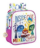 Safta Inside out Mochila Escolar, 27 cm, Multicolor
