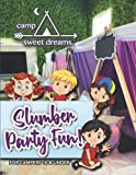 Glamping Party Supplies & Fun: Camp Sweet Dreams Sleepover Games For 10 & Under