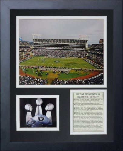 Darren McFadden Oakland Raiders NFL Framed 8x10 Photograph 2008 1st Round Draft Pick, #4 Overall