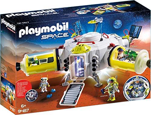 PLAYMOBIL Space Estación de Marte, A partir de 6 años (9487) , color
