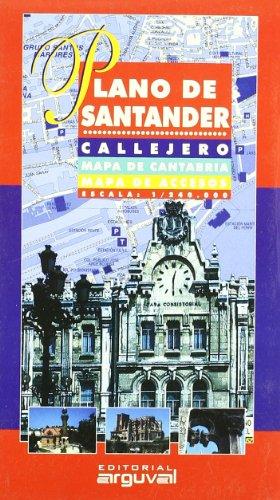 Plano de Santander (PLANOS Y GUÍAS CALLEJEROS)