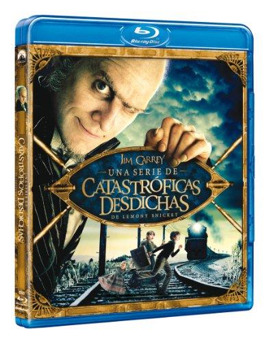 Una serie de catastróficas desdichas [Blu-ray]