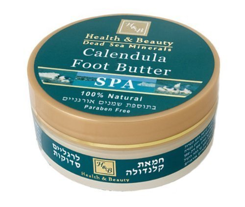 Calendula Butter for Cracked Fee...