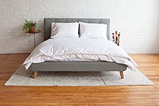 product image for White Lotus Home 100% Organic Cotton and Wool Dreamton Mattress, X-Large/Twin/6""