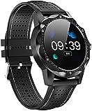 RCH Smart Watch IP68 Impermeabile HD Uomini Sport Attività Fitness Contapassi Orologio per Android/iOS (Colore: B) (B)