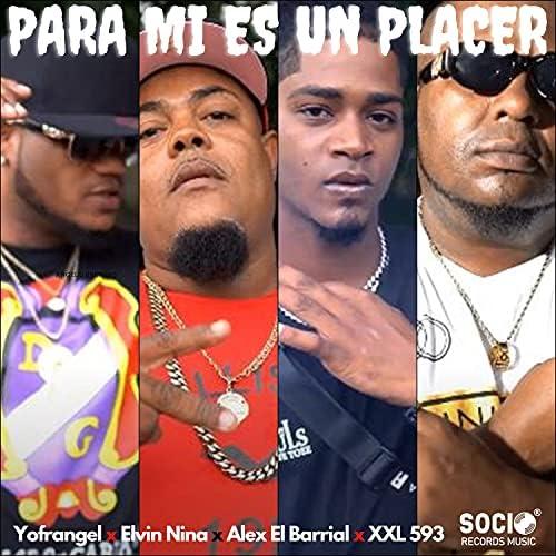 Yofrangel, Elvin Nina, Alex El Barrial & XXL 593