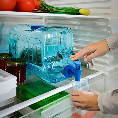 Balvi–H2Owaterdispenserwithcapacityof5.5litersinplasticPETG