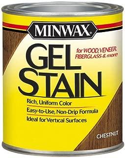 Minwax 66010000 Gel Stain , quart, Chestnut