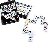 grupo fu Domino Doble 6. 28pc Dot Domino Juego de táctica - Juego de Mesa (Juego de táctica,...