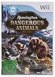 Nintendo Wii Remington Dangerous Animals Hunt Jagt-Spiel Wildtier-Jagt Hunting