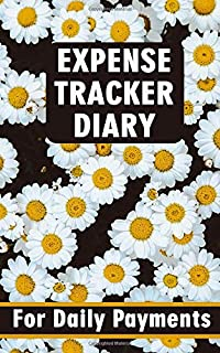 Expense Tracker Diary: Pocket Size Organizer To Keep Track Your Expenses On a Daily Basis 100 Pages Size 5