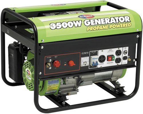 All Power America APG3535CN, 3500W Watts Propane Powered Portable Generator...