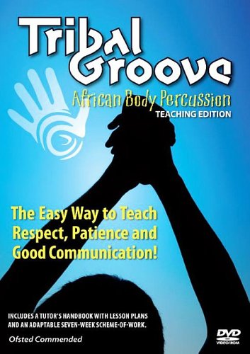 Libro de aprendizaje de percusión corporal africana