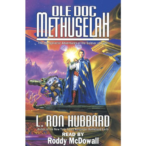 Ole Doc Methuselah audiobook cover art