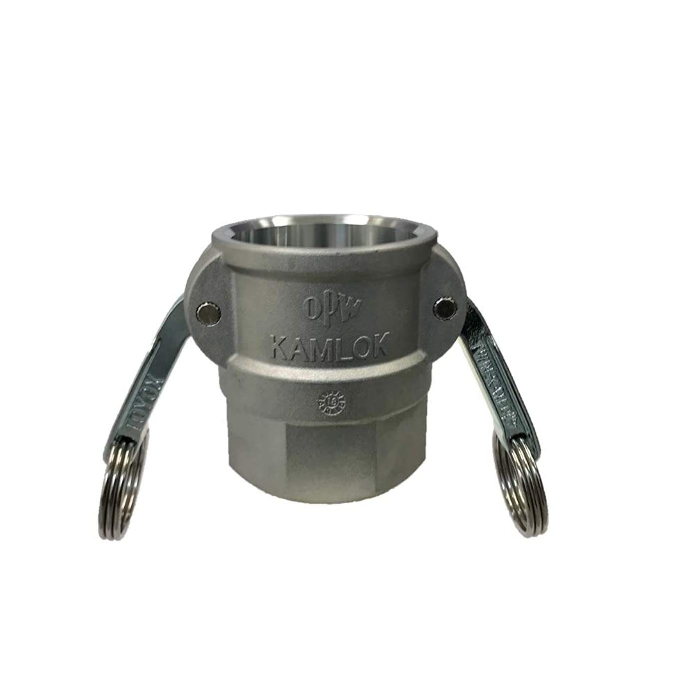覆す複合所得TOYOX カムロック 633-DB2AL (2インチ アルミ合金) カプラー メネジ 規格