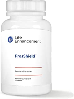 Life Enhancement ProsShield | for Prostate Function | Contains Herbs, Phytonutrients, Vitamins, Nutrients, ...