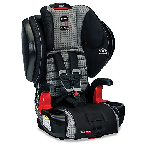 Britax Pinnacle ClickTight G1.1 Harness-2-Booster Car Seat - 3 Layer Impact Protection - 25 to 120 pounds, Venti