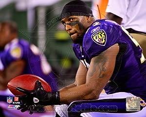 Ray Lewis Baltimore Ravens 8x10 Photo AAMR115