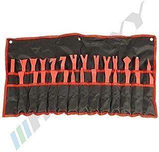 27 st. Dörrbeklädnad verktyg kaklist kil skärdelar set, olika former monteringsspak inomhusrum set CDWIV27T-14